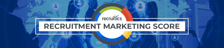 recruitment marketing score