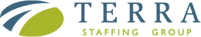 terra staffing group logo
